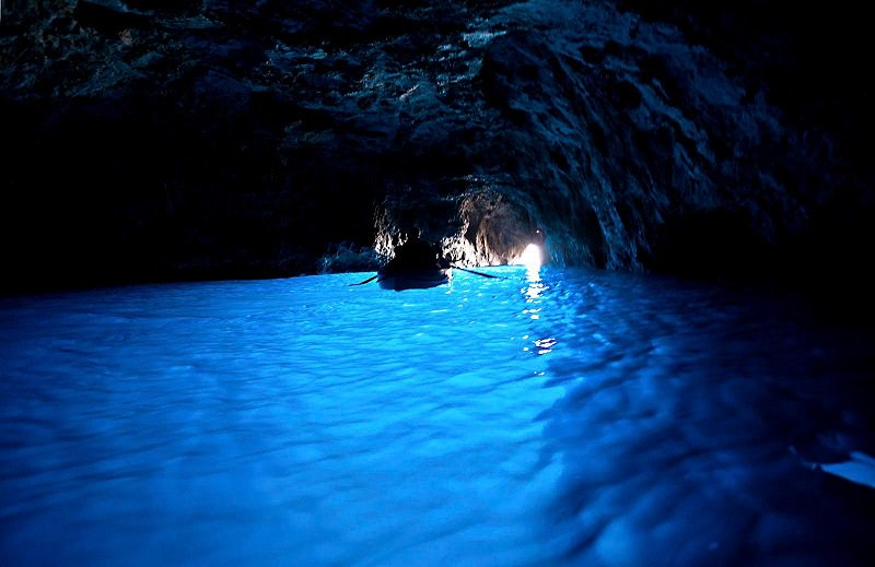 Blue Water Grotto