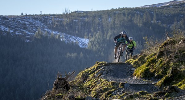 Penmachno MTB Trails