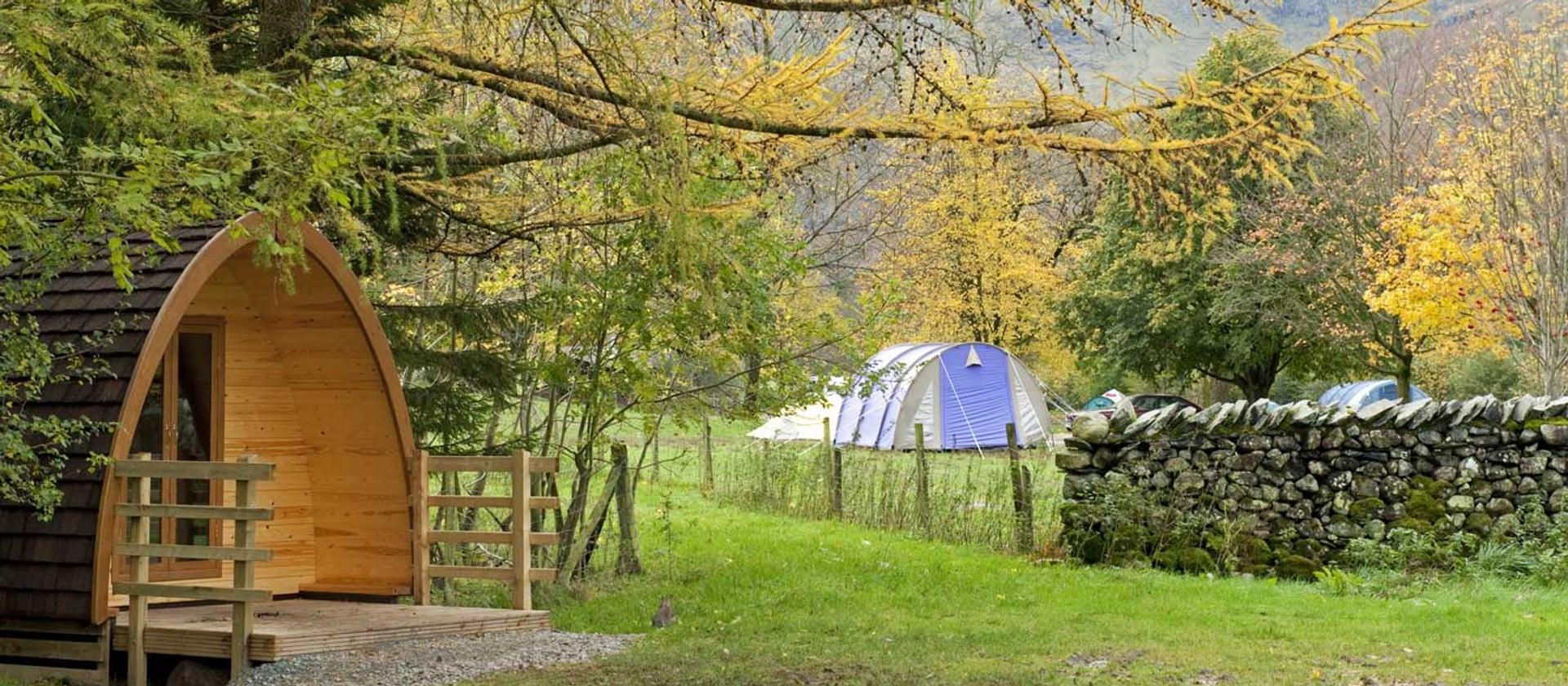 Great Langdale Campsite