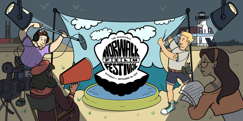 Norwalk Film Festival 2019 Banner by Carl Straw.jpg