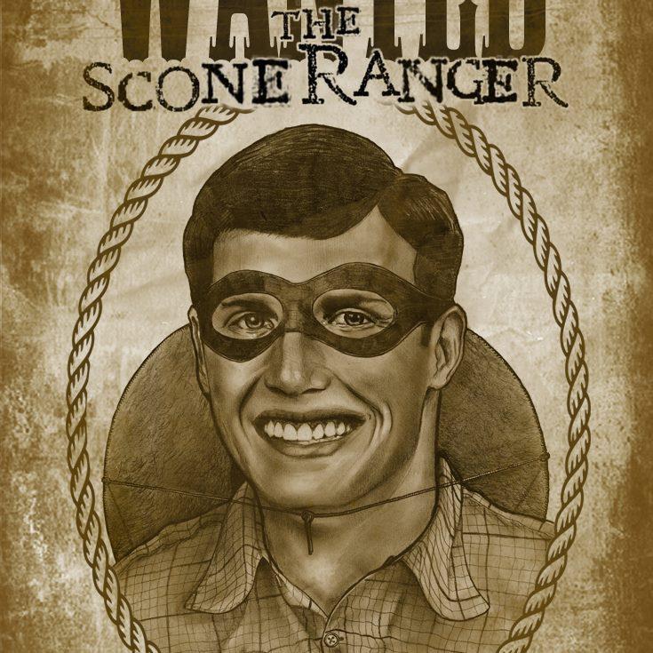 The Scone Ranger