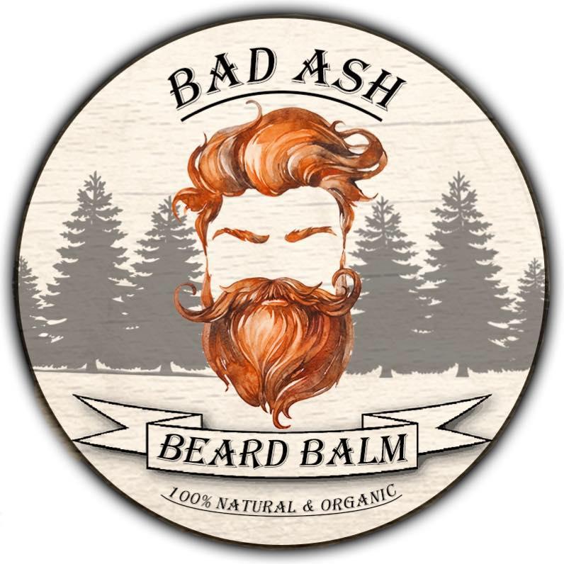 Bad Ash Beard Balm
