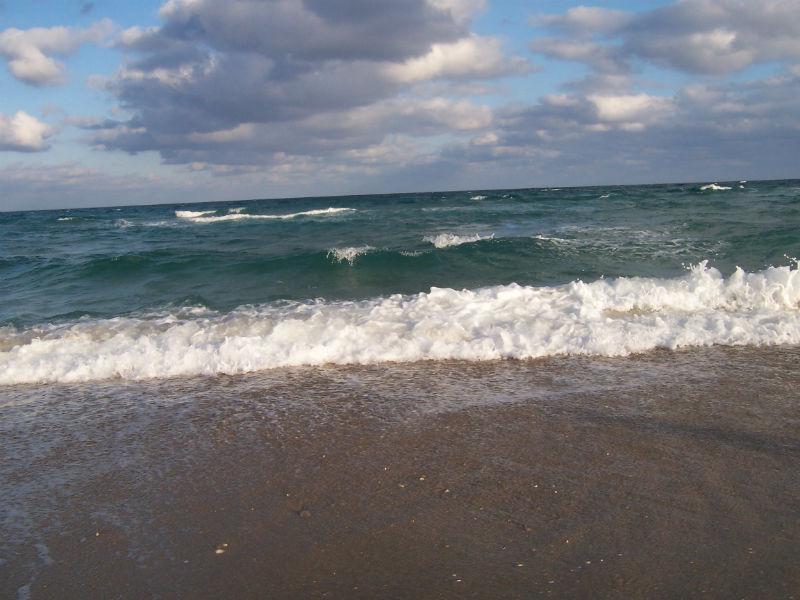 Atlantic Ocean, Delray Beach, Florida