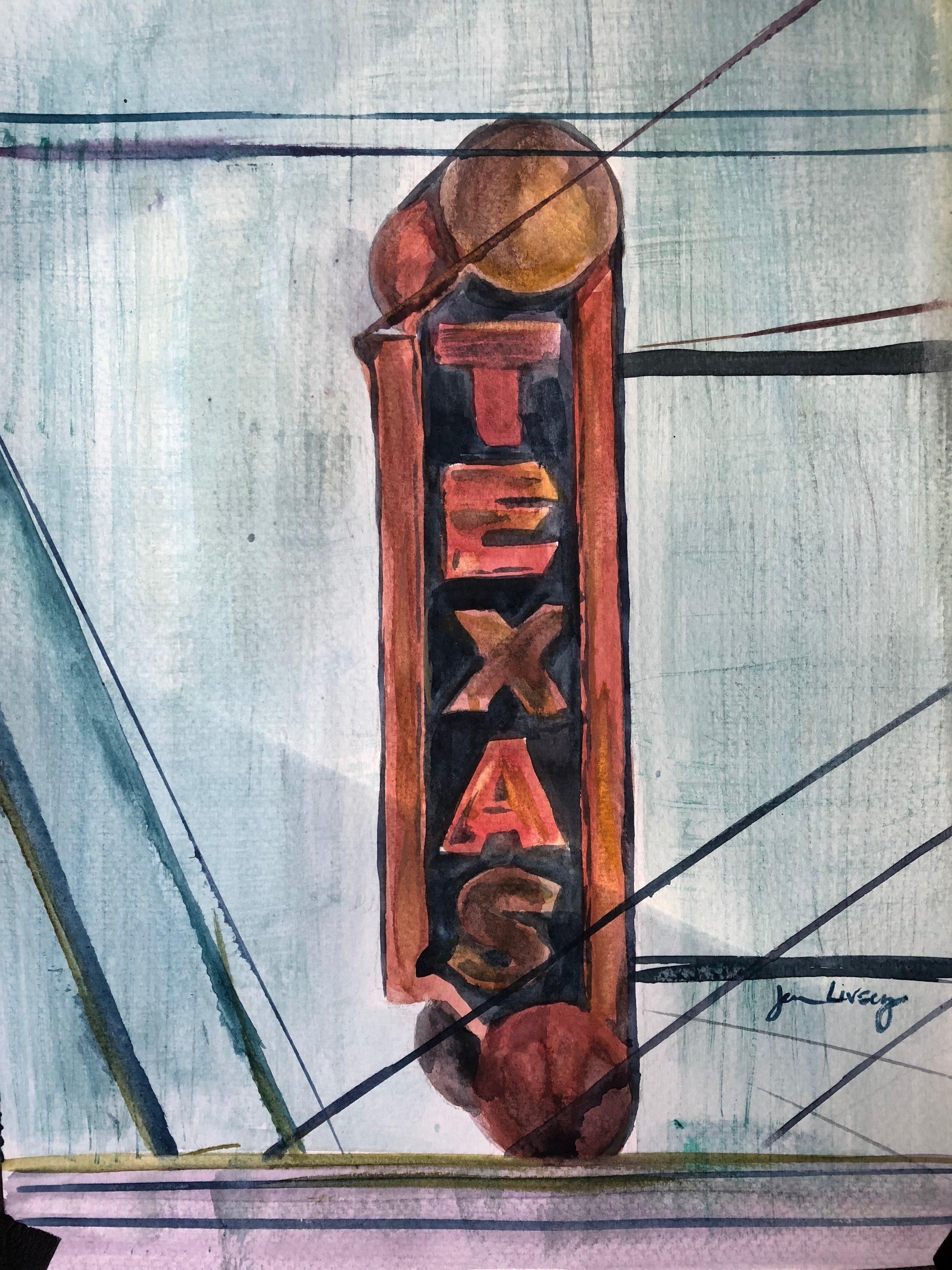 Vintage Texas