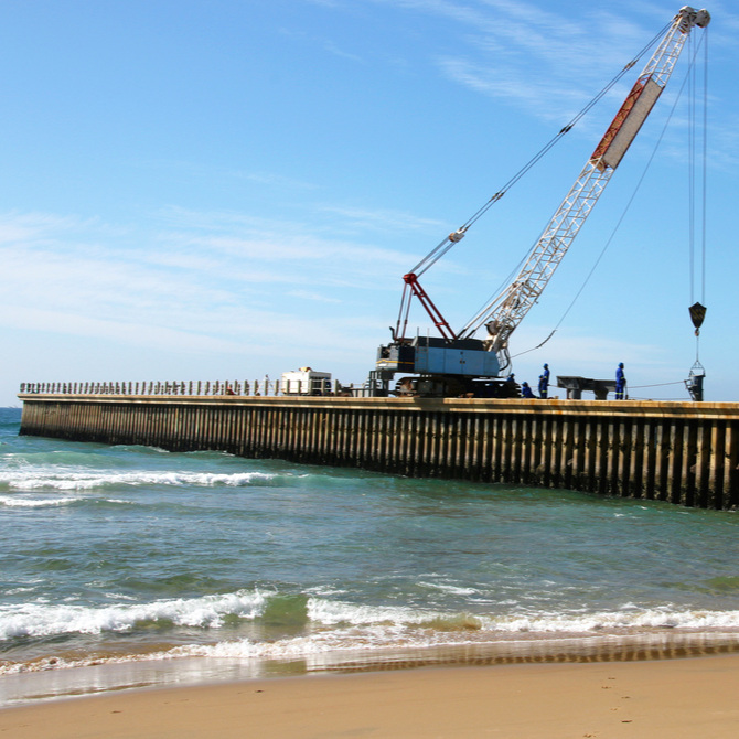 Dock & Pier Contractor Insurance -