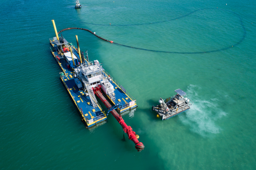 Marine Insurance House - Commercial Marine Contractor Insurance Products for dredge operators and similar businesses.