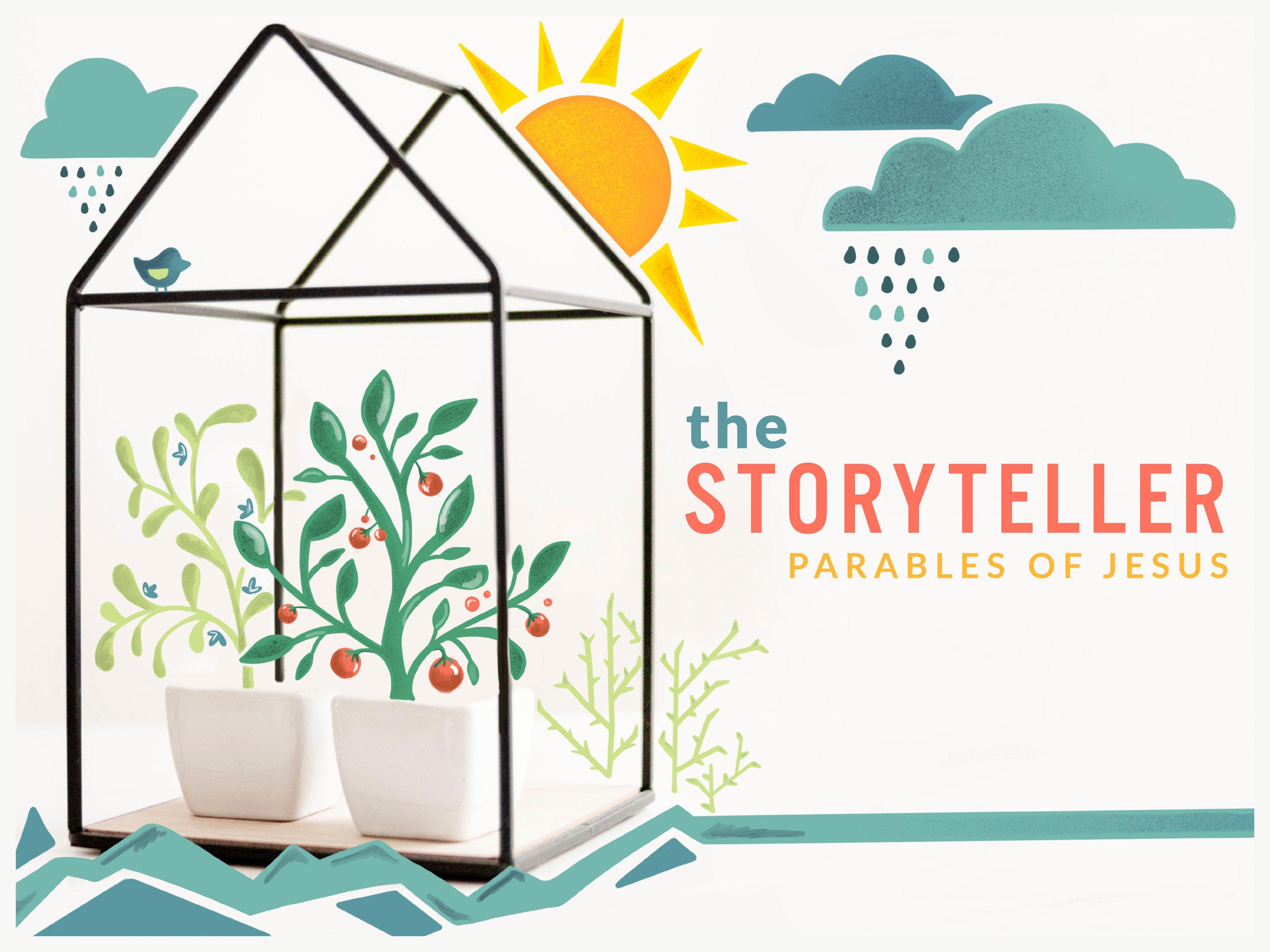 The Storyteller:  Parables of Jesus