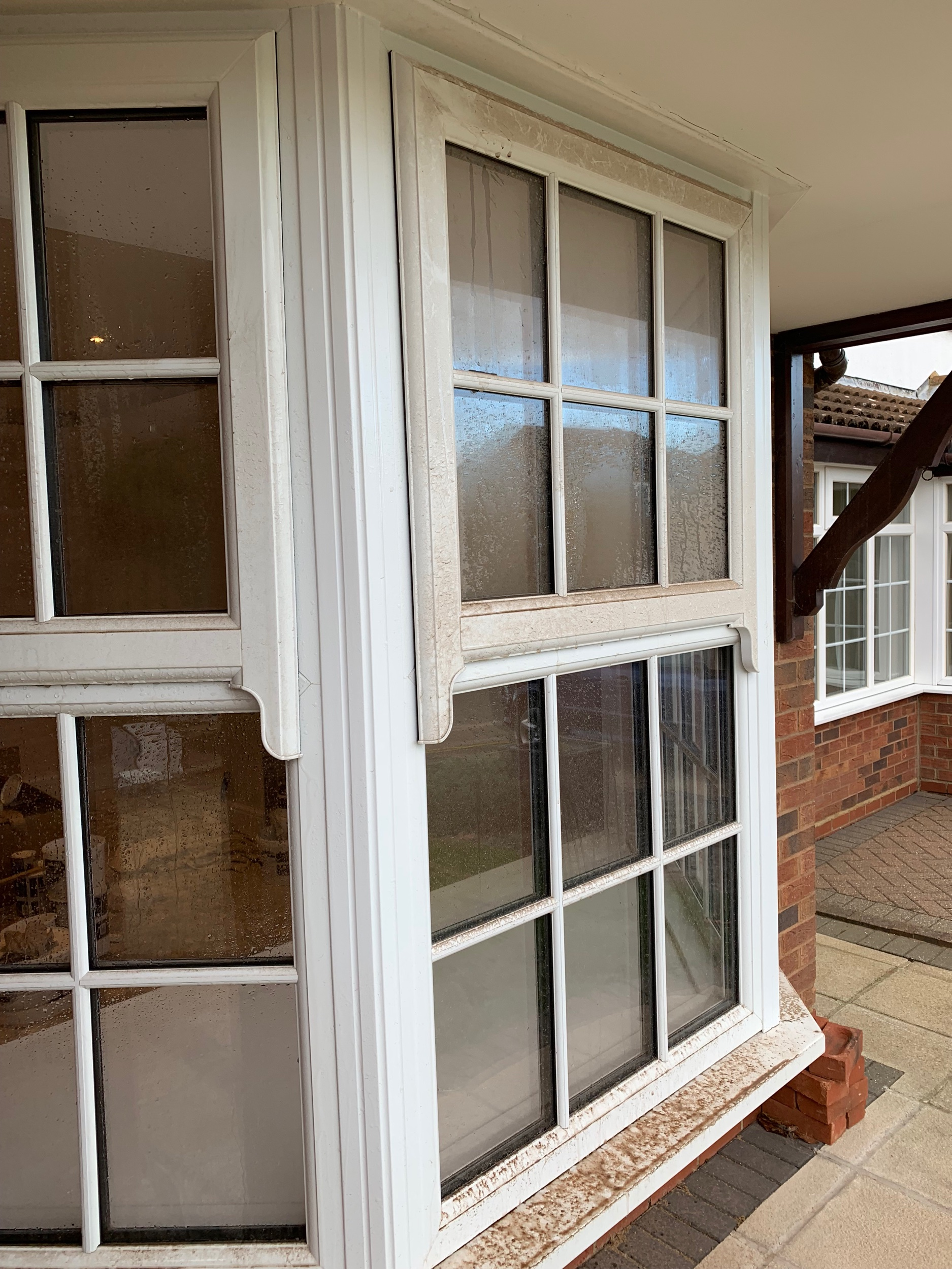 window cleaning - Dirty windows? Our speciality!! Whether its a bungalow, commercial premises or windows 60 feet high we can clean your windows and leave them with a streak free finish. Using the reach and wash system helps us to do this from the safety of the ground.