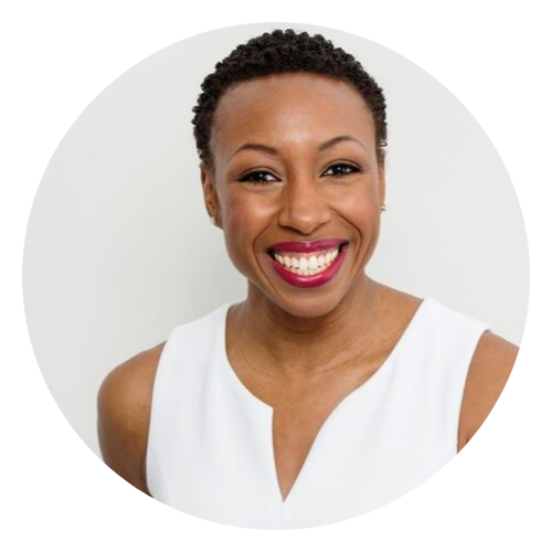 Tiffany Dufu Founder & CEO, The Cru, and author of Drop the Ball -