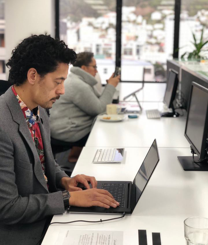 Kaupapa - Āpōpō is an indigenous creativetech hub – a place where Māori and Pacific people, passionate about creativetech, can collectively learn, work, collaborate and thrive.
