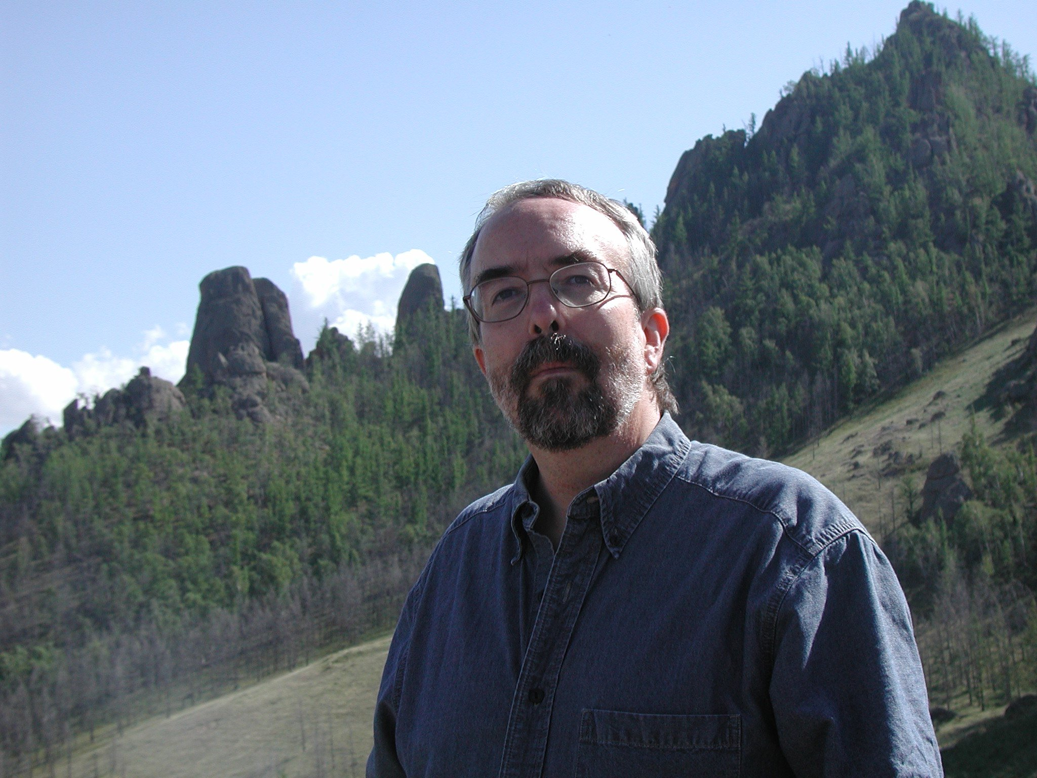 Science Fiction & Fantasy Editor and Author Steve Saffel — Mark