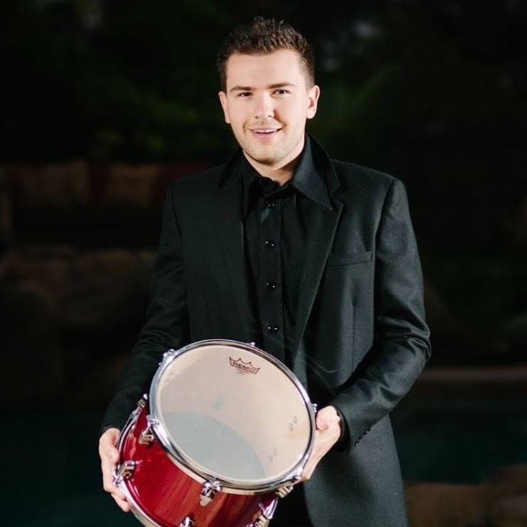 """Blake - Blake studied drum performance at the prestigious Musician's Institute in Hollywood. He has appeared on the show """"Fuller House"""" with Jesse and the Rippers, and he has performed with notable musicians such as The Beach Boys and C.C. Deville from Poison."""
