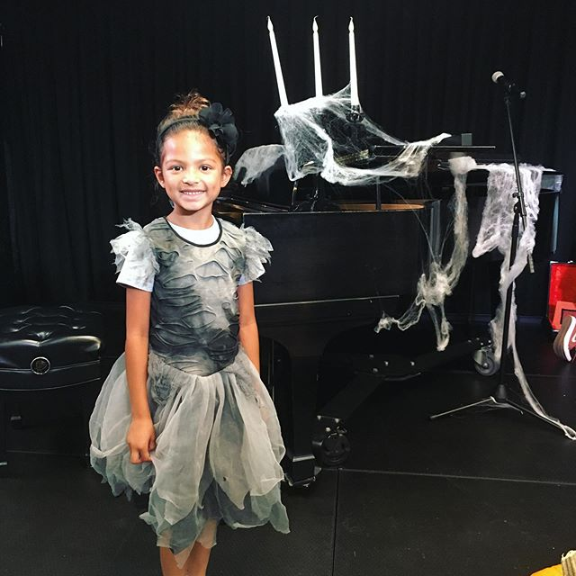 Our spookily talented students were #SquadGhouls at this year's Halloween Recital 🔮👻🎃