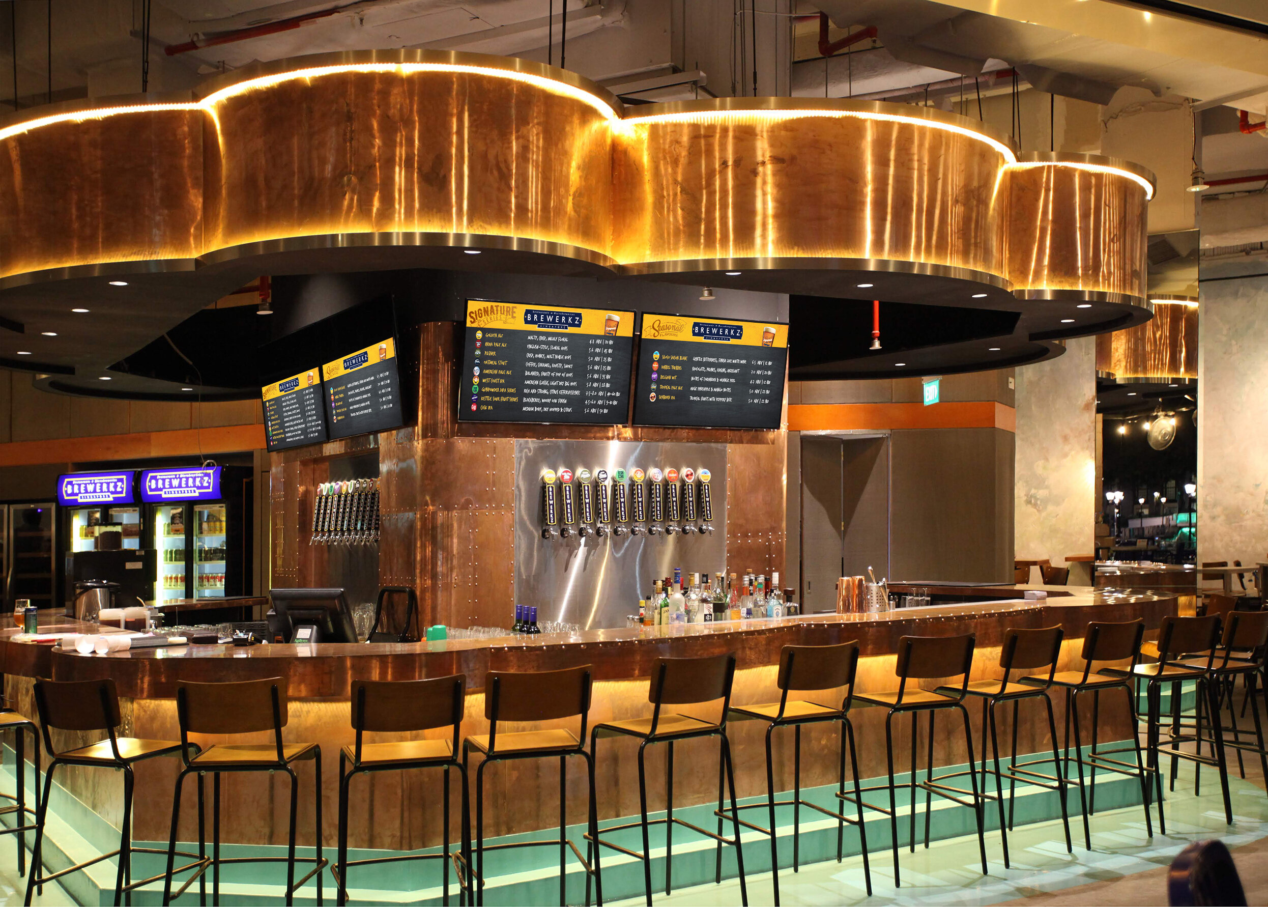 Brewerkz Riverside Point - Singapore's first hand treated copper bar.jpg