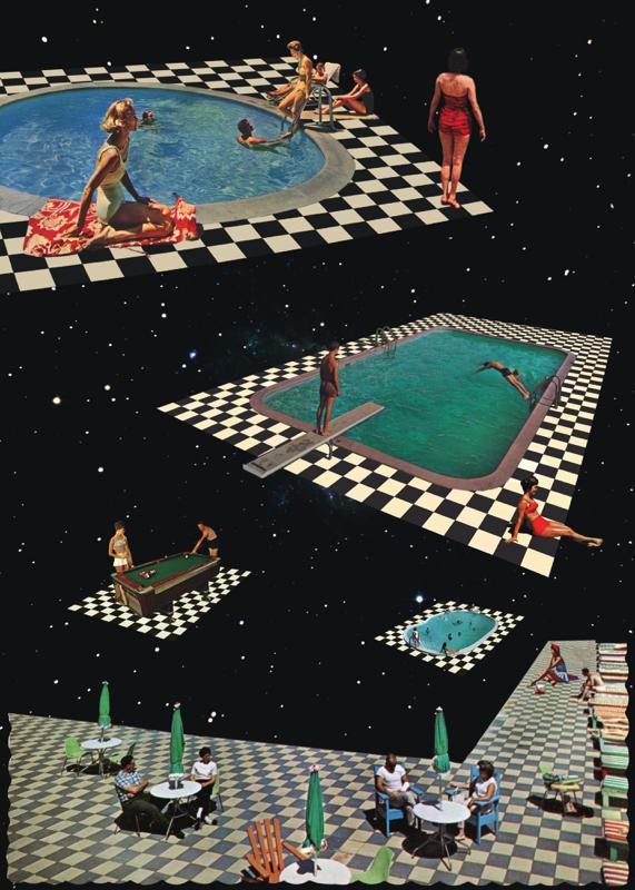 Space Pools