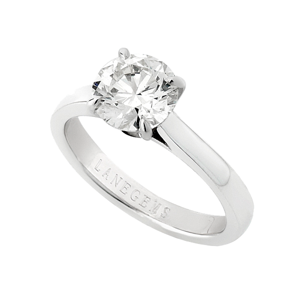 1ct classic round brilliant cut Diamond