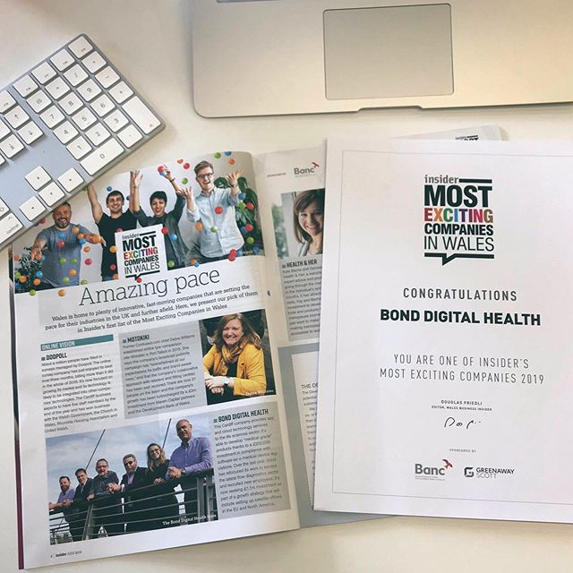 "Are you cause-driven? Do you want to work for a company that is also cause-driven? If the answer to both of these is ""yes"" then we should be talking! 💌  We've just been named one of the most exciting Welsh companies for 2019 by the leading Business Insider magazine! The pacesetters of the health tech industry, the Agents of Change, we work with clients and partners to improve the wellness and lives of millions of people. We leverage technology and the cloud to make diagnostics better and more affordable while having fun and eating large quantities of noodles🍝 in the process ✅ #InsiderMostExciting #amazingpace #amazingplace #causedrivenbusiness #healthtech #lateralflow #cloudtechnology #programmerlife #devteam #sprint #lookingfordeveloper #biotech #medicaldevices #softwareasamedicaldevice #SaMD #ISO13485 #medicaldevicesoftware #datamanagement #bigdata #datacapture #pointofcare #pointofcarediagnostics #rapiddiagnostics #lateralflowdevice #devjobs #devjobscardiff #medtech #scitech #scienceandinnovation"