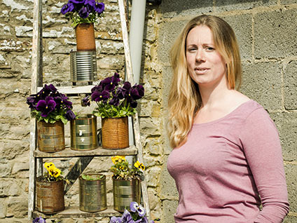 Jenny - Care/support workerTynedale Horticultural Service, Minsteracres