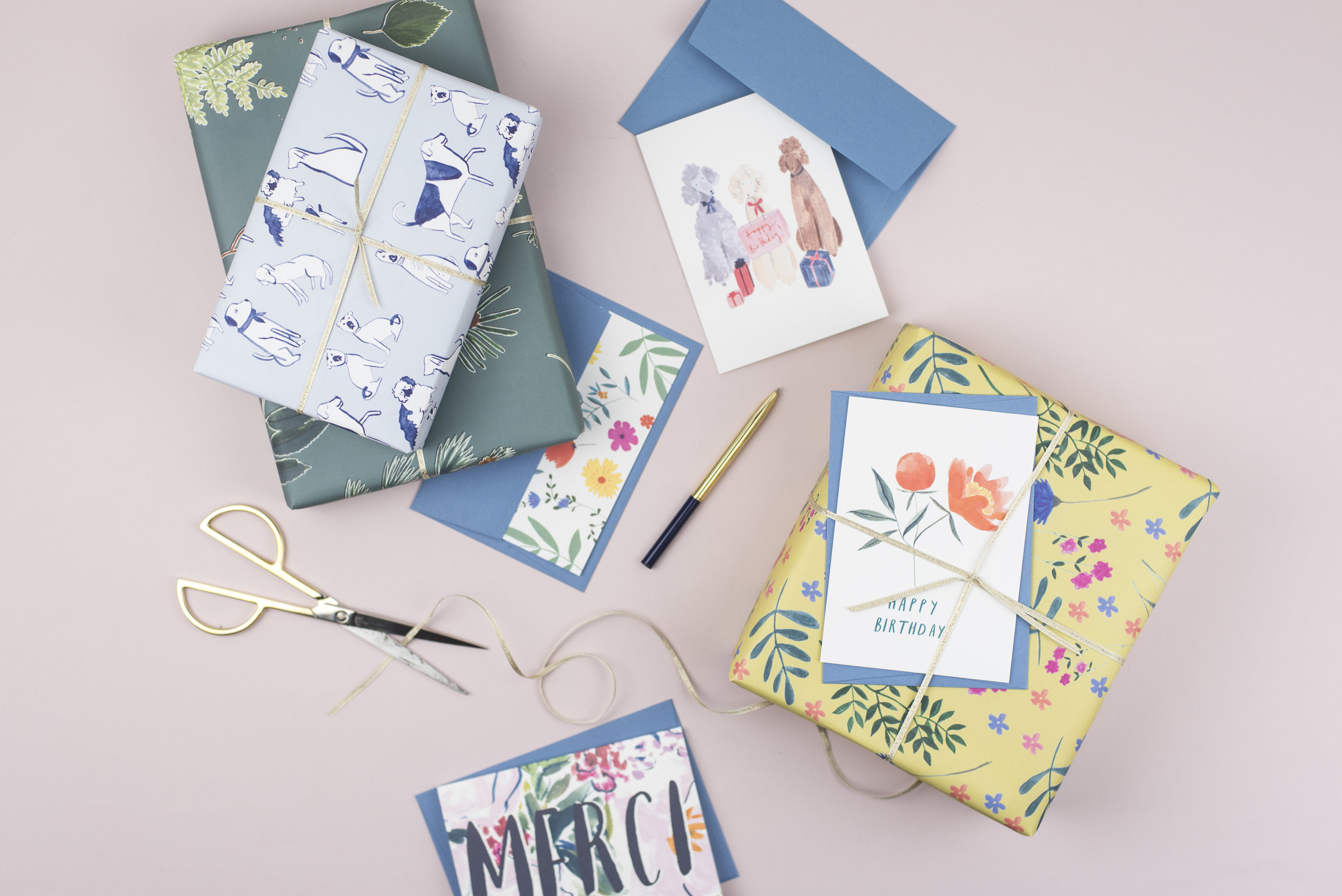 GREETING Cards& gift Wrap -