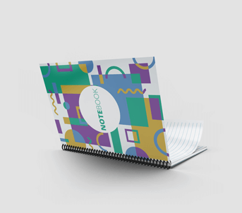 Notable Notebooks - convenient and easily identifiable
