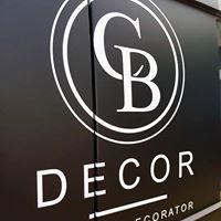 CB Decor logo