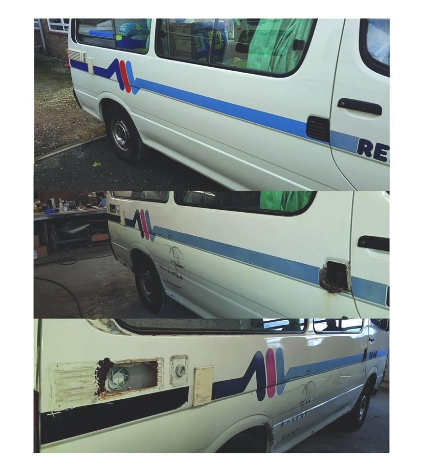 Van line details