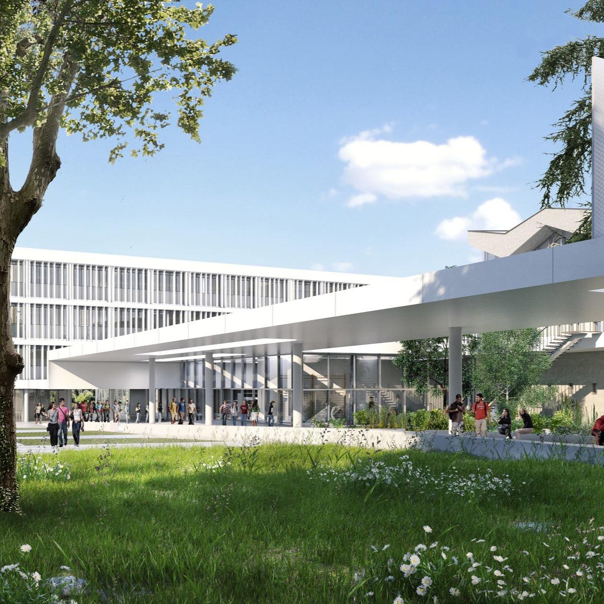 Lycée J.J Rousseau - - MONTMORENCY -Livraison Septembre 2019