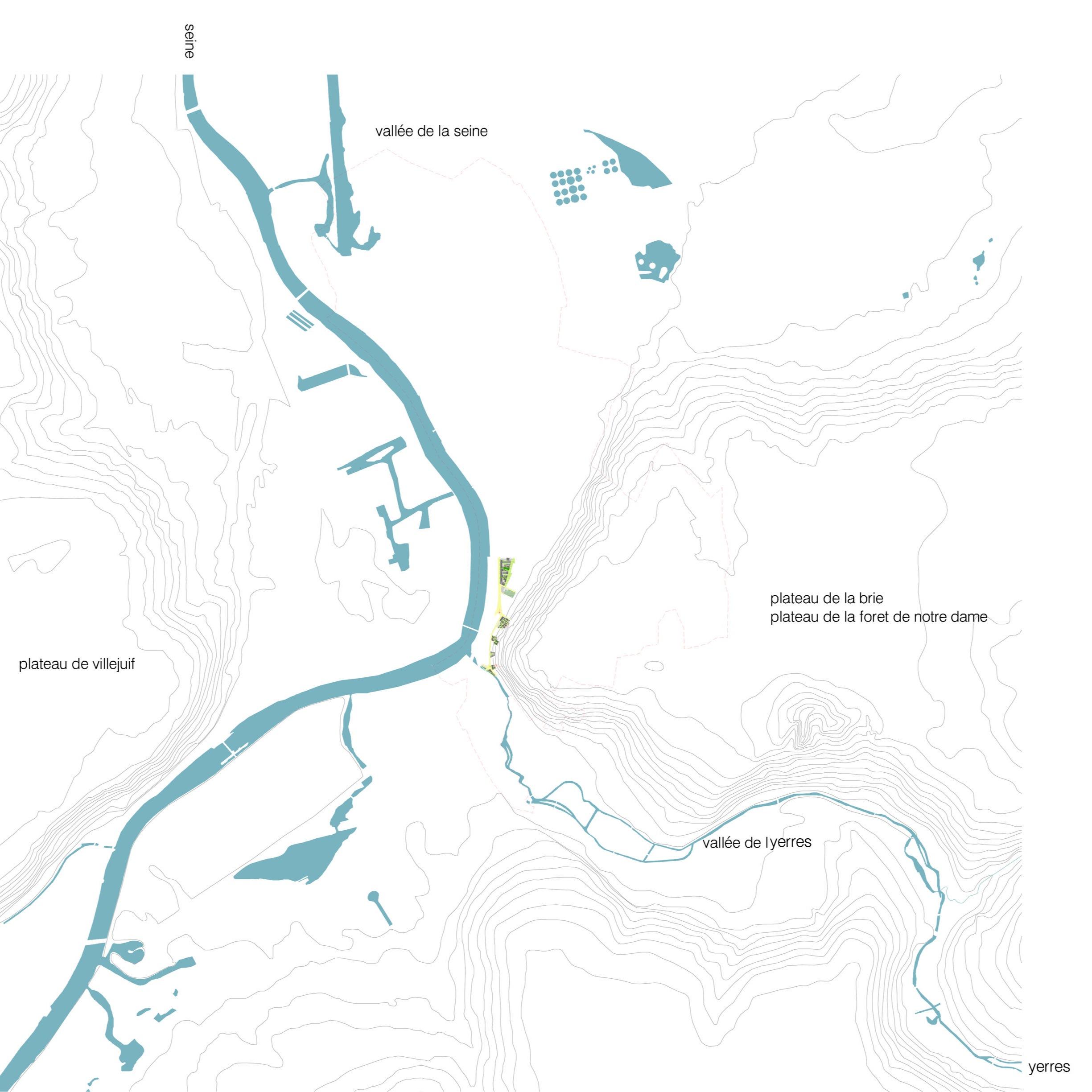 Projet Urbain Villeneuve Saint George - - VILLENEUVE SAINT GEORGE -AMO en cours
