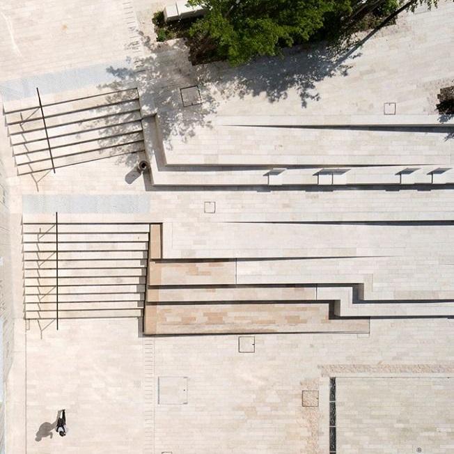 Atelier 2/3/4 - PLACE ALLENDE- CHATENAY MALABRY -Livré 2015