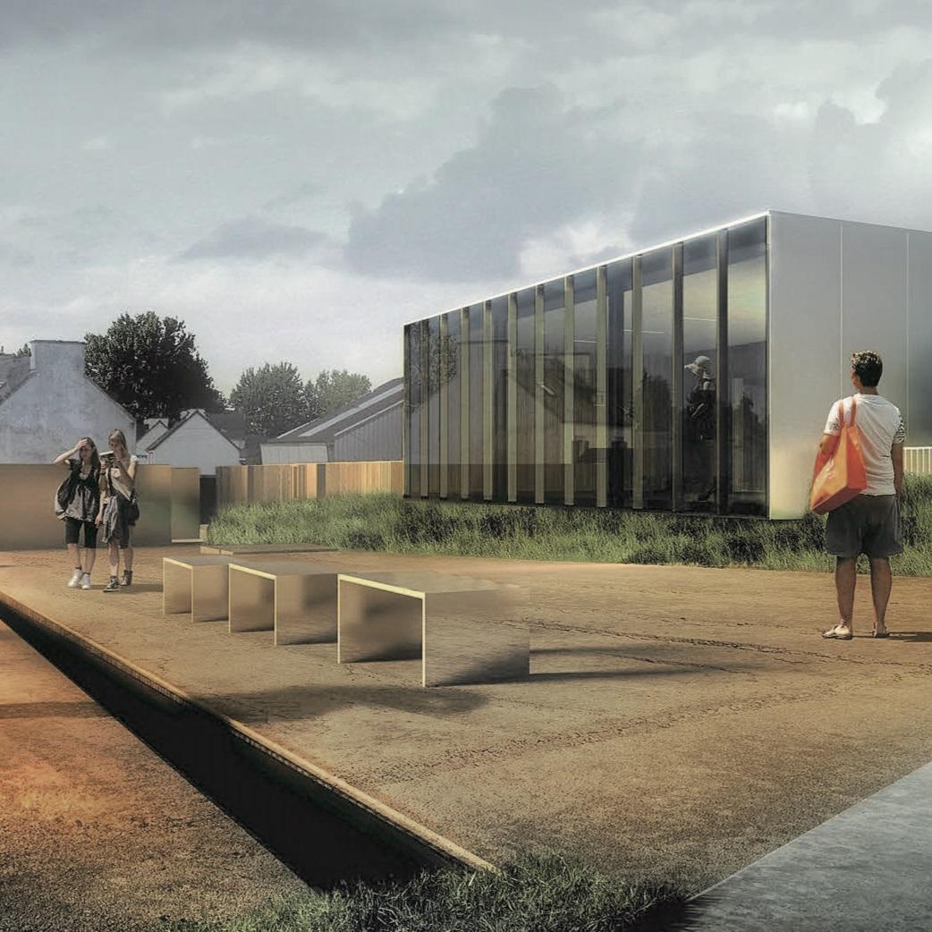 Site Archéologique de Carhaix - - POHER -2012