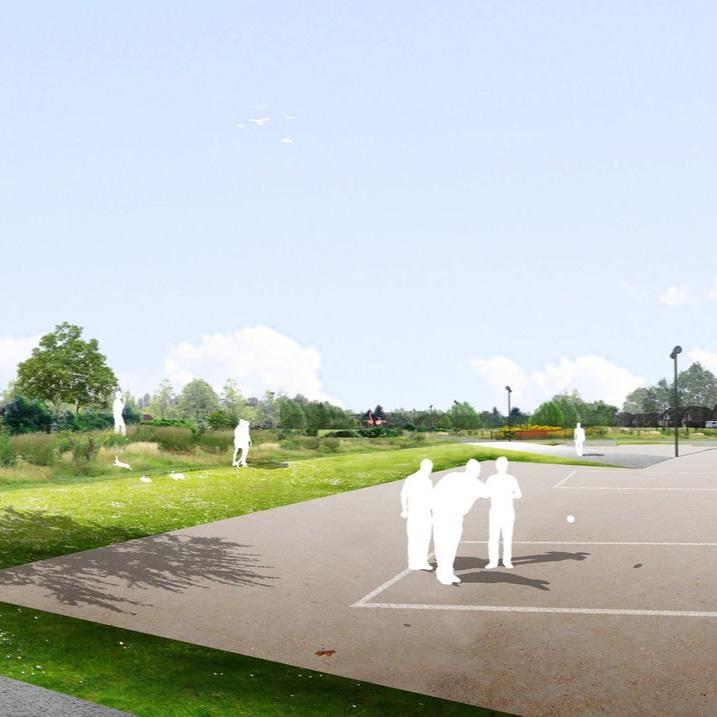 Parc Urbain de Kingersheim - - KINGERSHEIM -2011