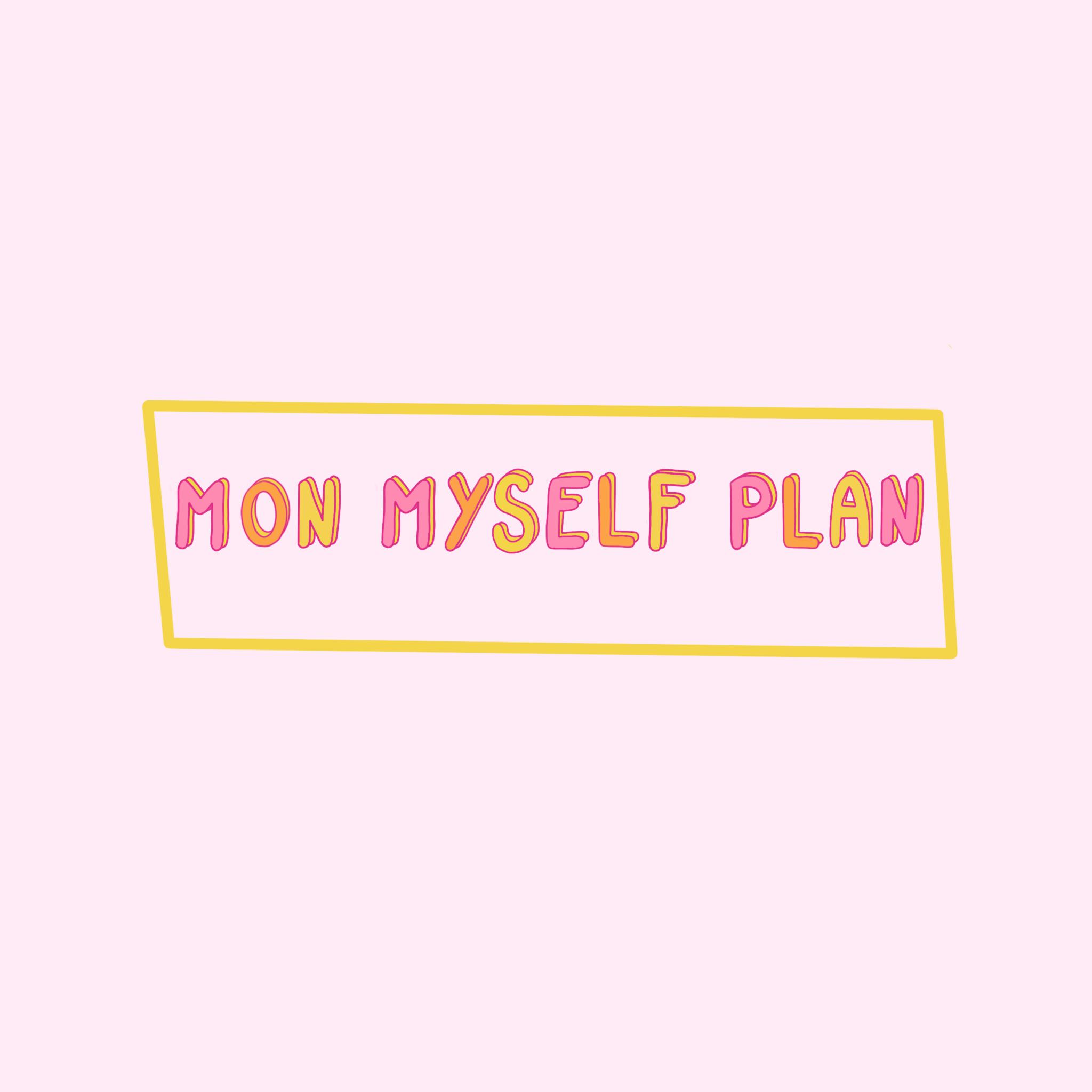 Deviens acteur de ta vie! - Obtiens ton MYSELF PLAN gratuitement pour t'aider à définir tes objectifs personnels et prendre ta vie en main.
