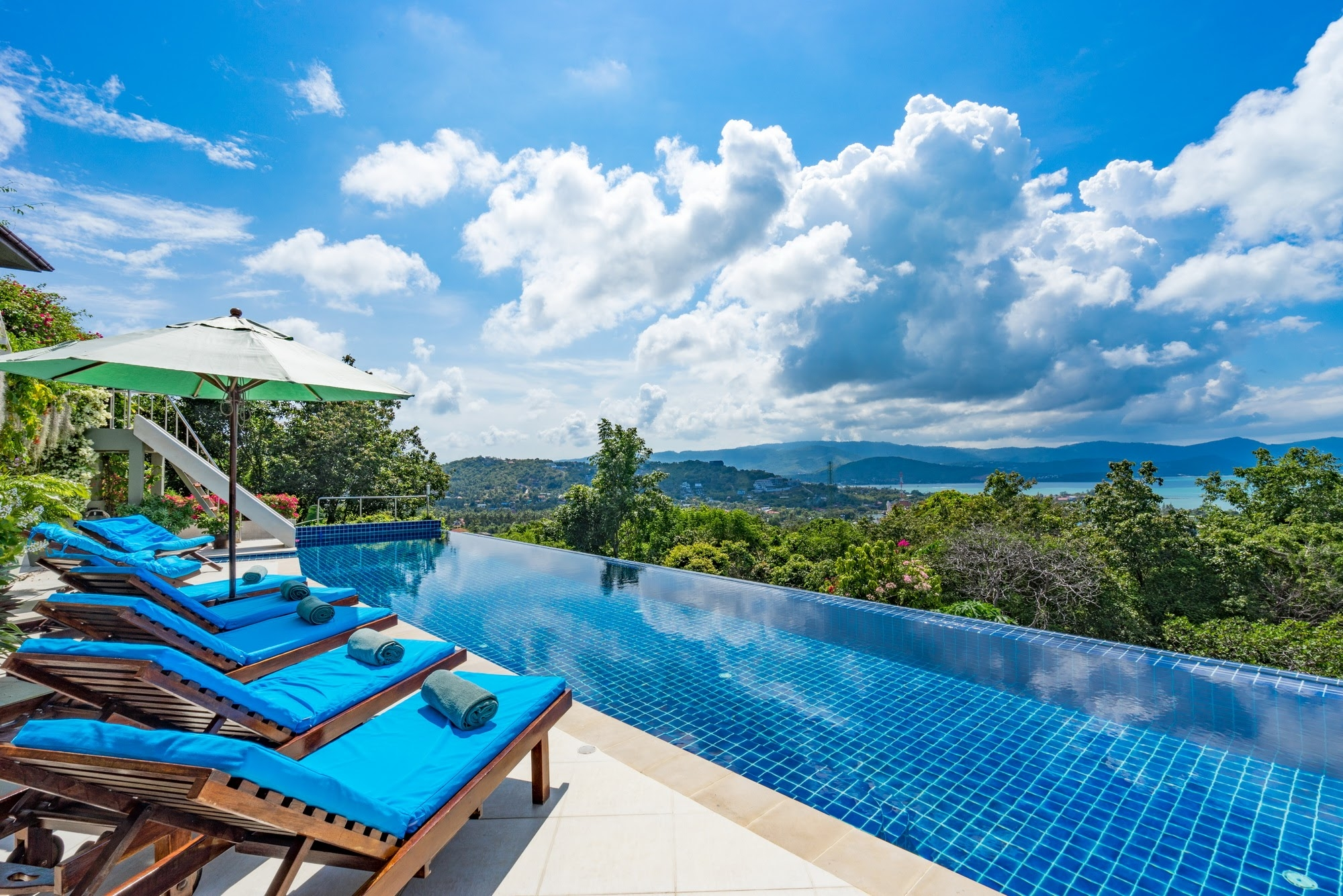 Koh Samui,THAILAND - retreat yourself in a tropical paradise