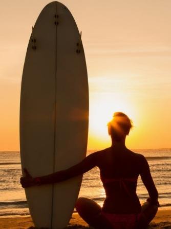 Yoga & Surf -