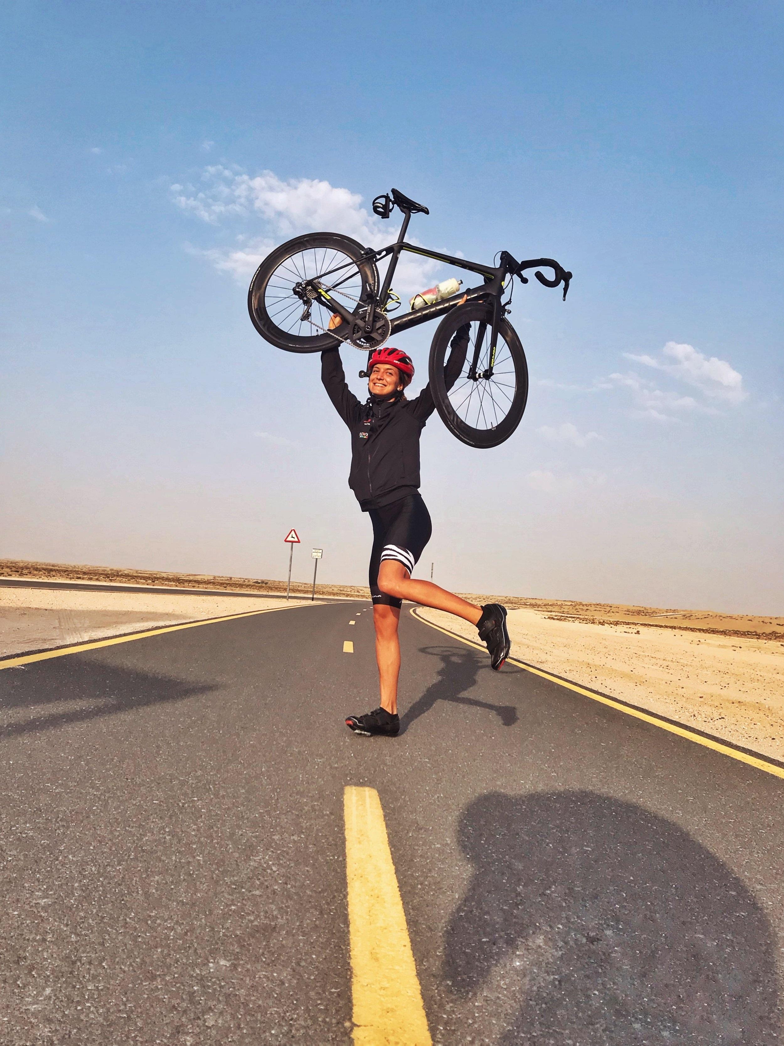 Yoga & Cycling -