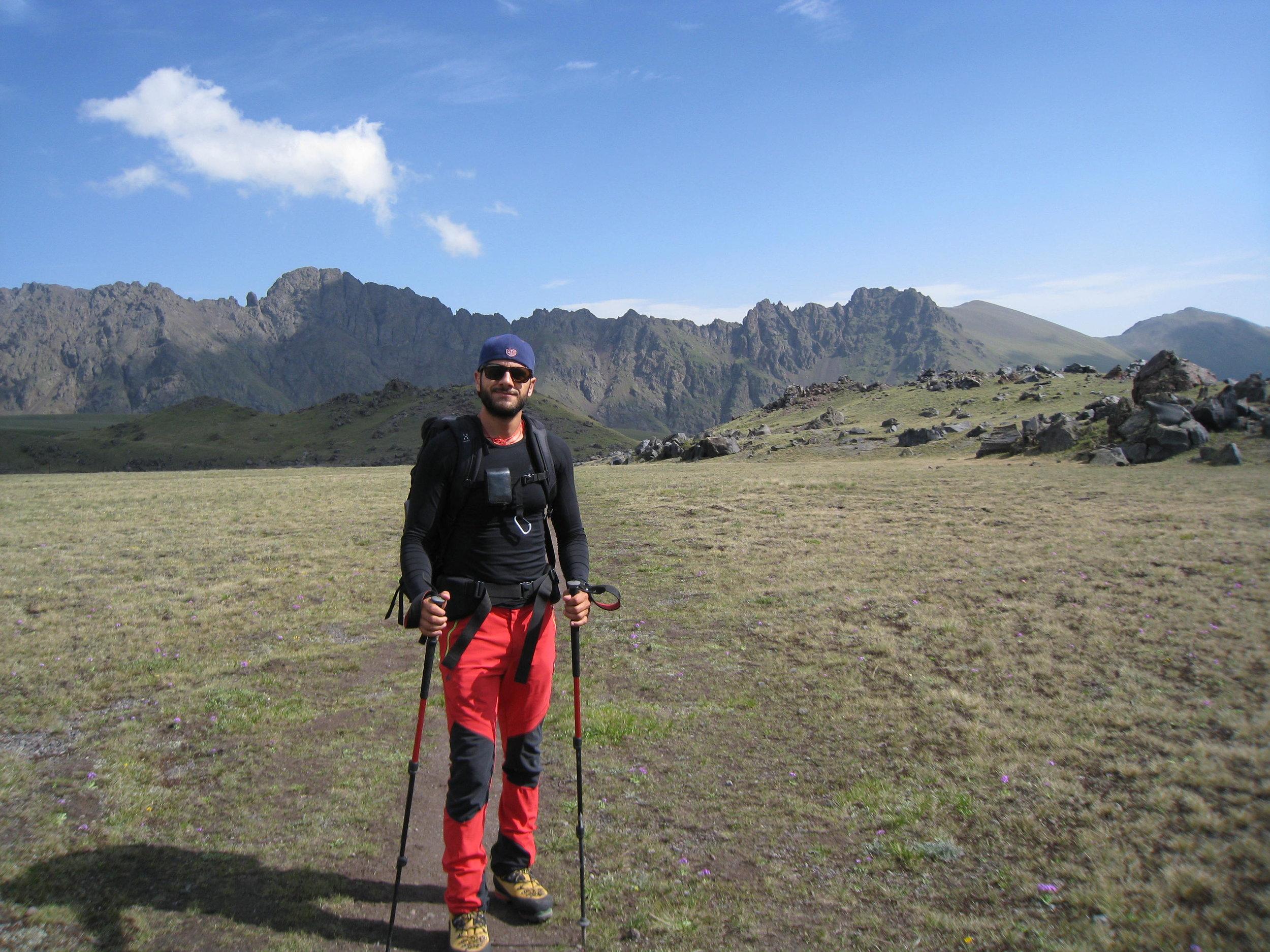Elbrus, juin 2015