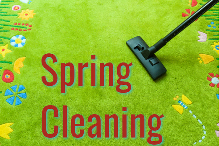 Spring Cleaning Carpet Services