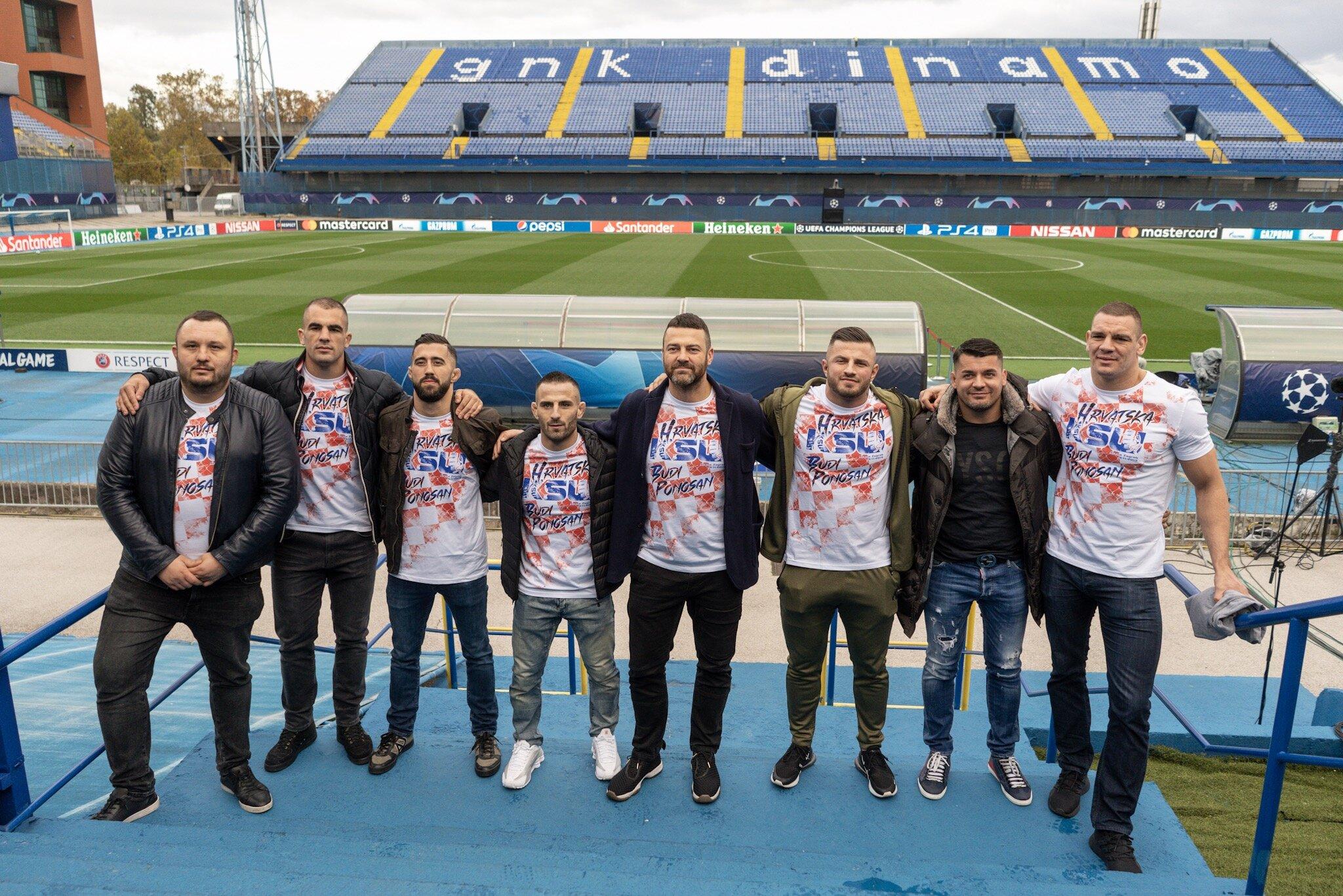 Ksw Meet With Dinamo Zagreb Murphy Sports Marketing