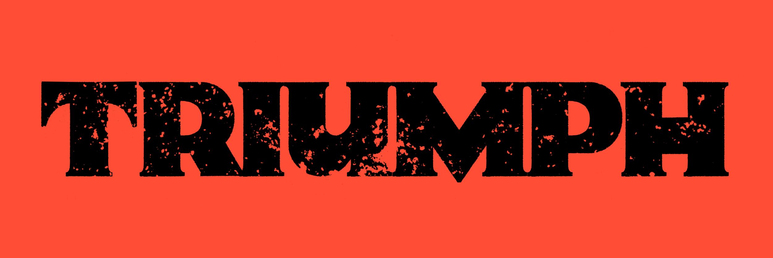 TRIUMPH Logotype
