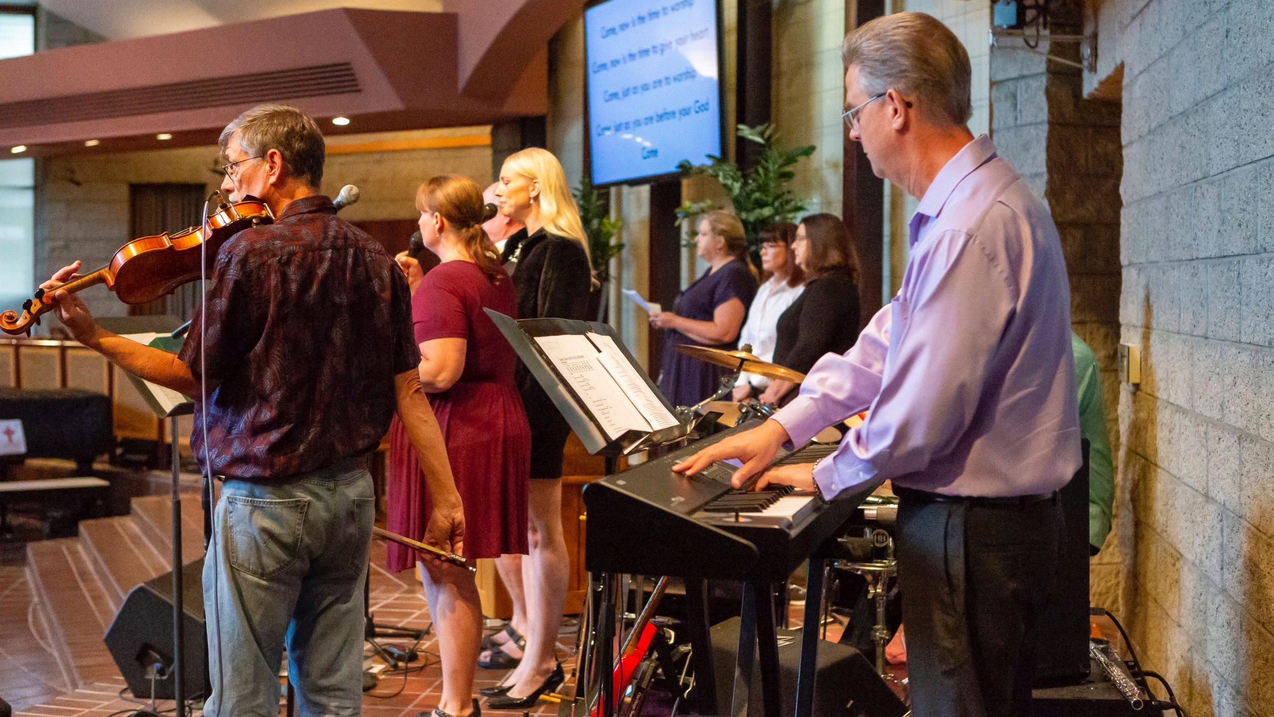 Our Worship -