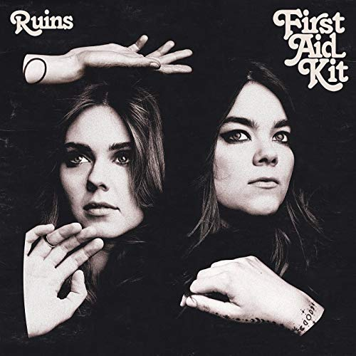 'Ruins' by First Aid Kit - 'Ruins' is the title track from the Swedish sister's first album since 2014 and presents the Scandinavian folk sound that they are loved for.