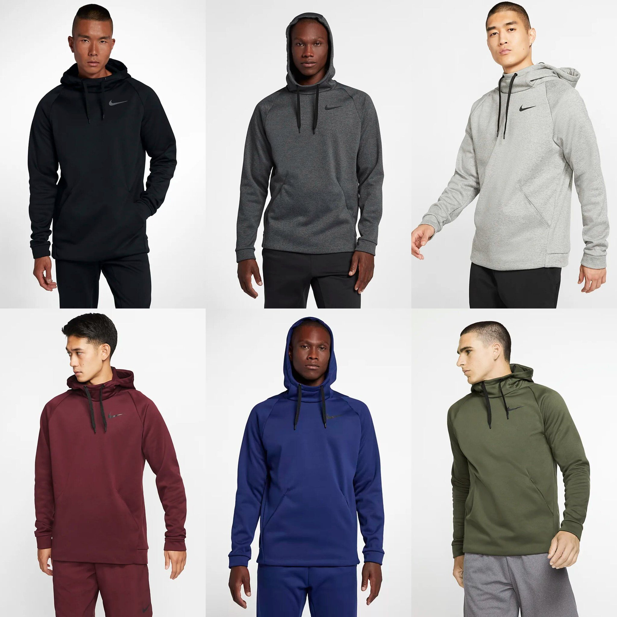 Take 40% OFF Nike Therma Pullover Hoodies with FREE shipping