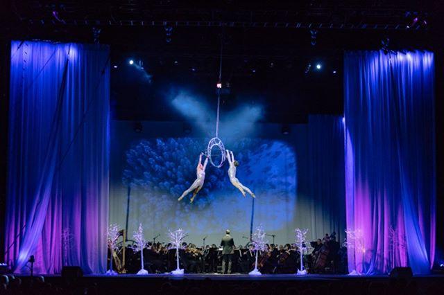 ❄️❄️❄️ #CirqueMusica
