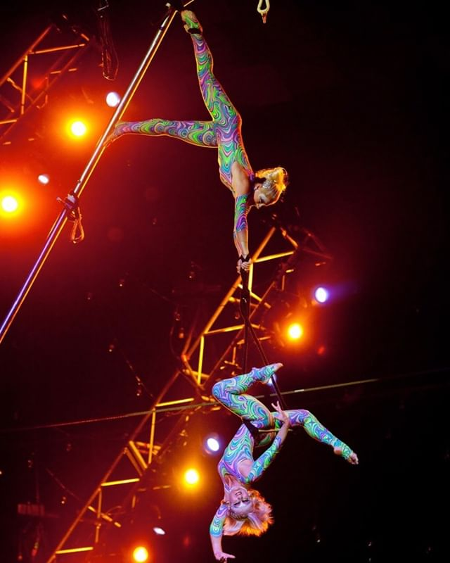 Happy Tuesday from #cirquemusica