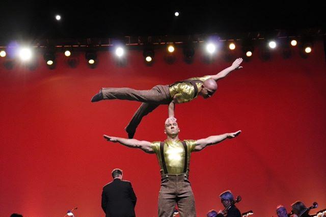 Happy #CirqueMusica Monday 🎪🎭