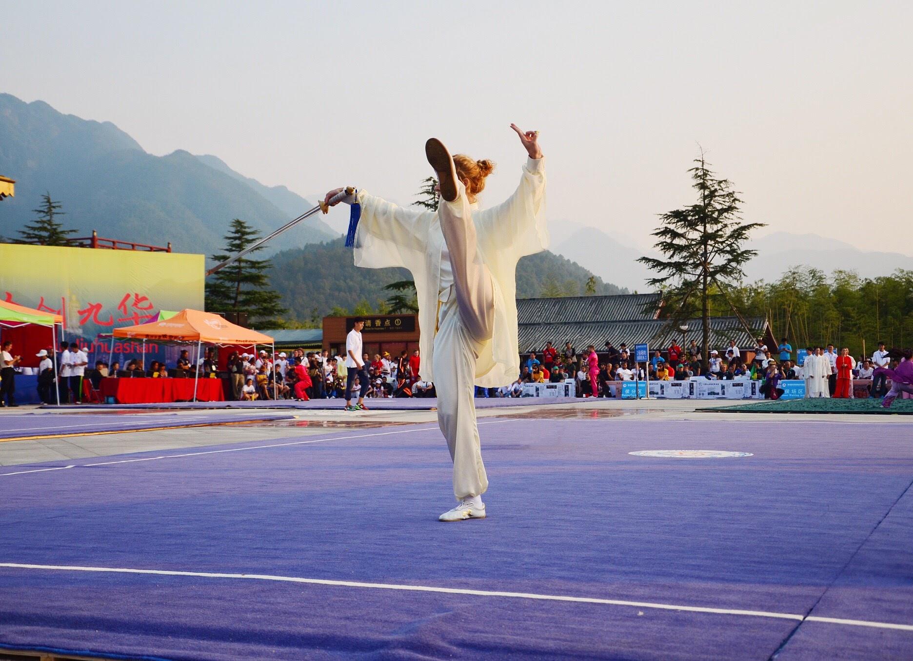6 Mistrzostwa Świata Wushu Tradycyjnego (2014)