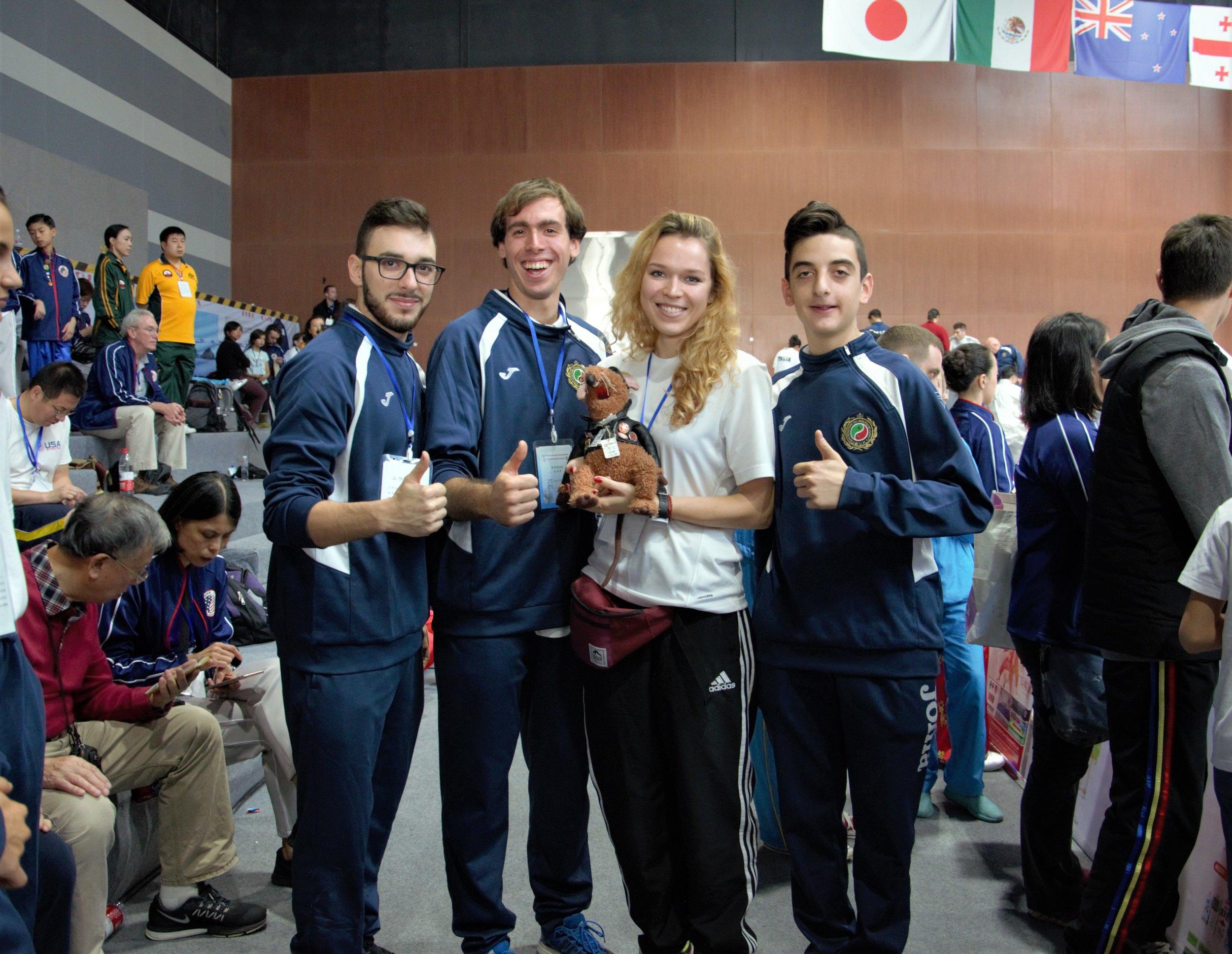 Team Italia! :)