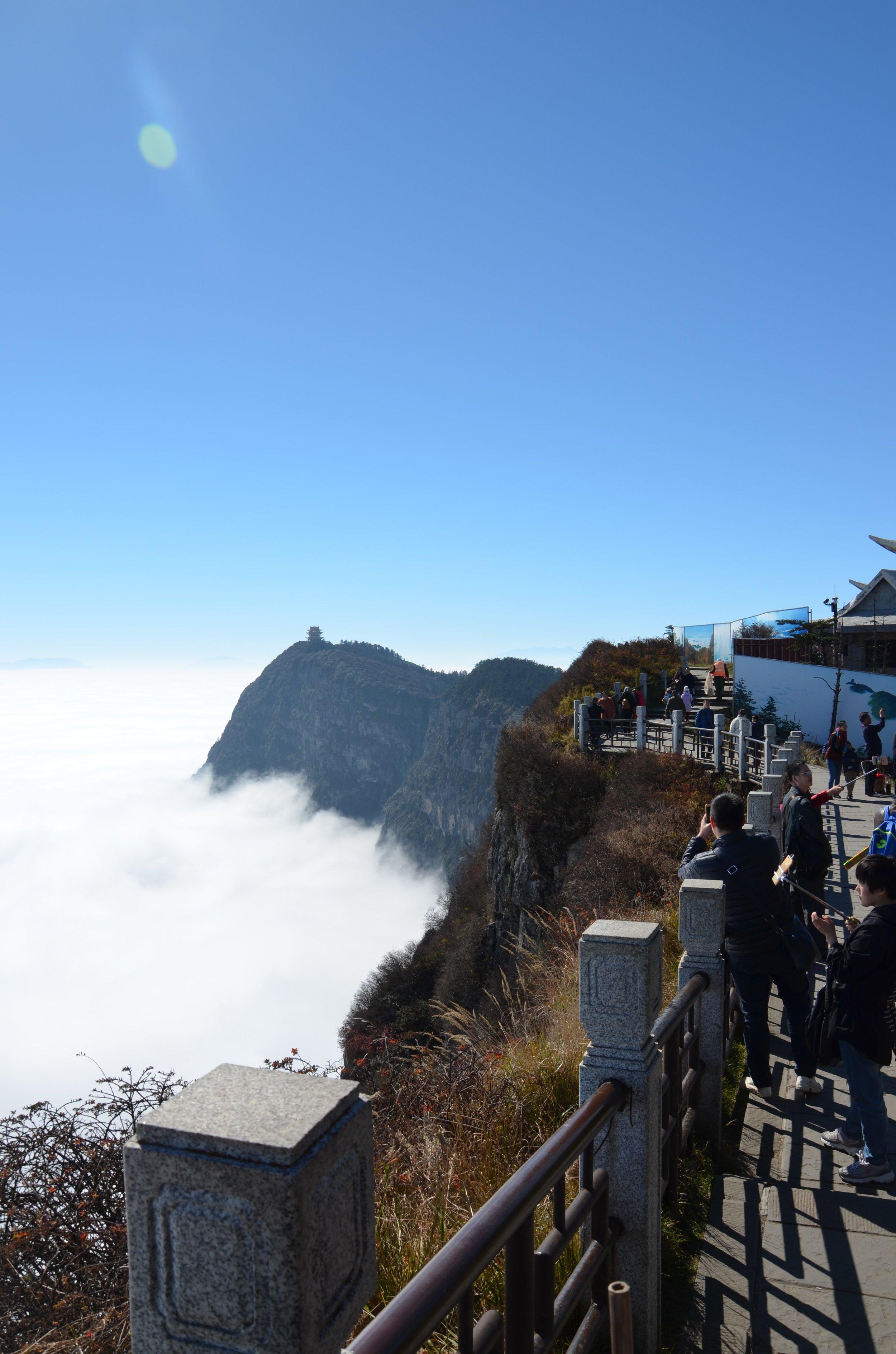 Góra Emei
