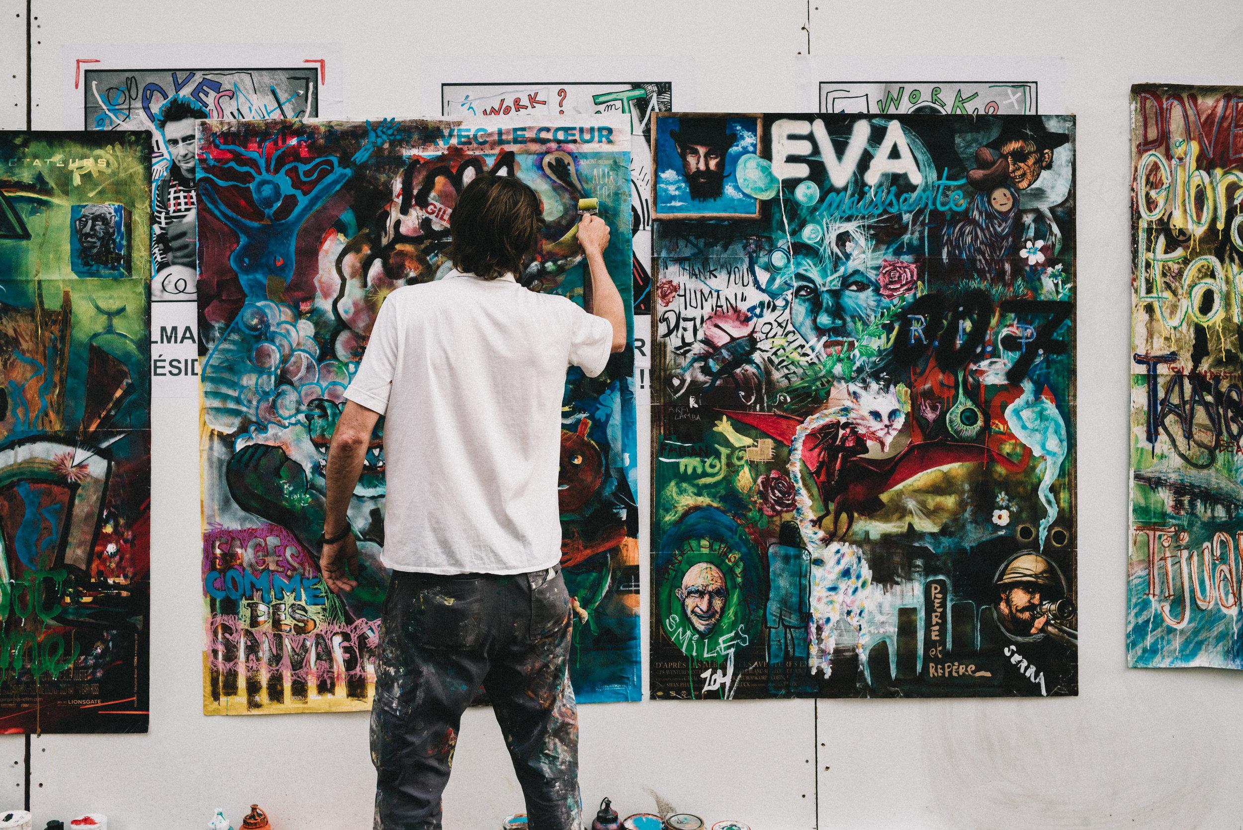 Artist and Innovators