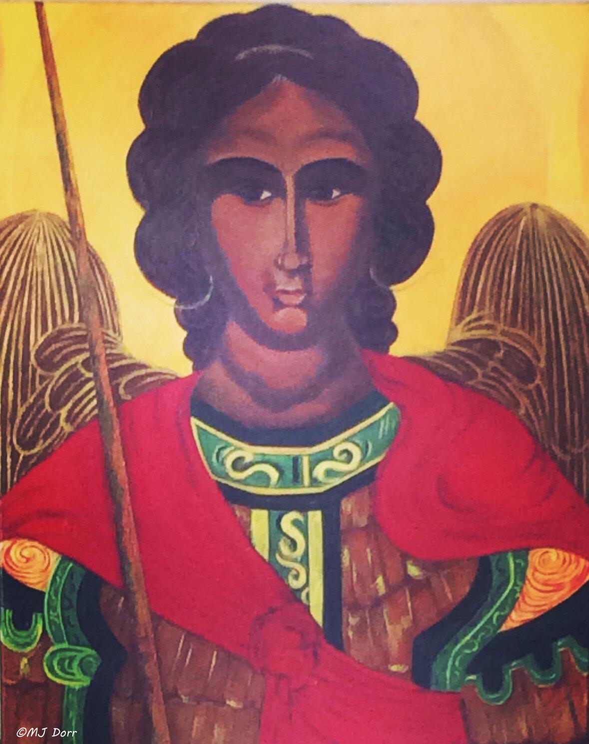 St. Michael - MJ Dorr